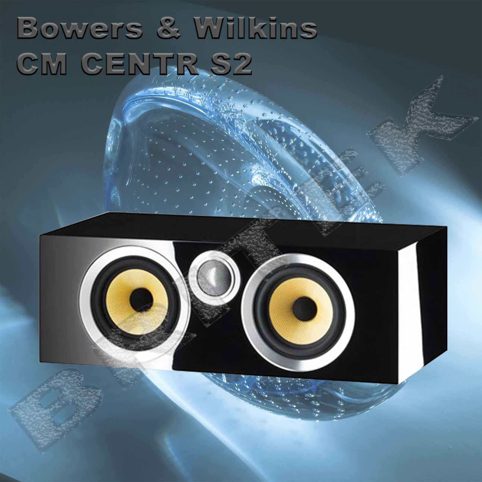 Bowers & Wilkins CM Centre  S2