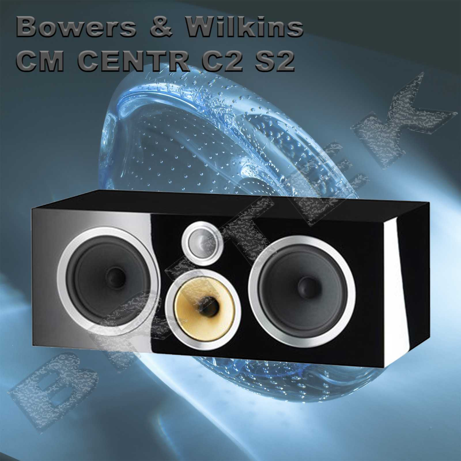 Bowers & Wilkins CM Centre2 S2