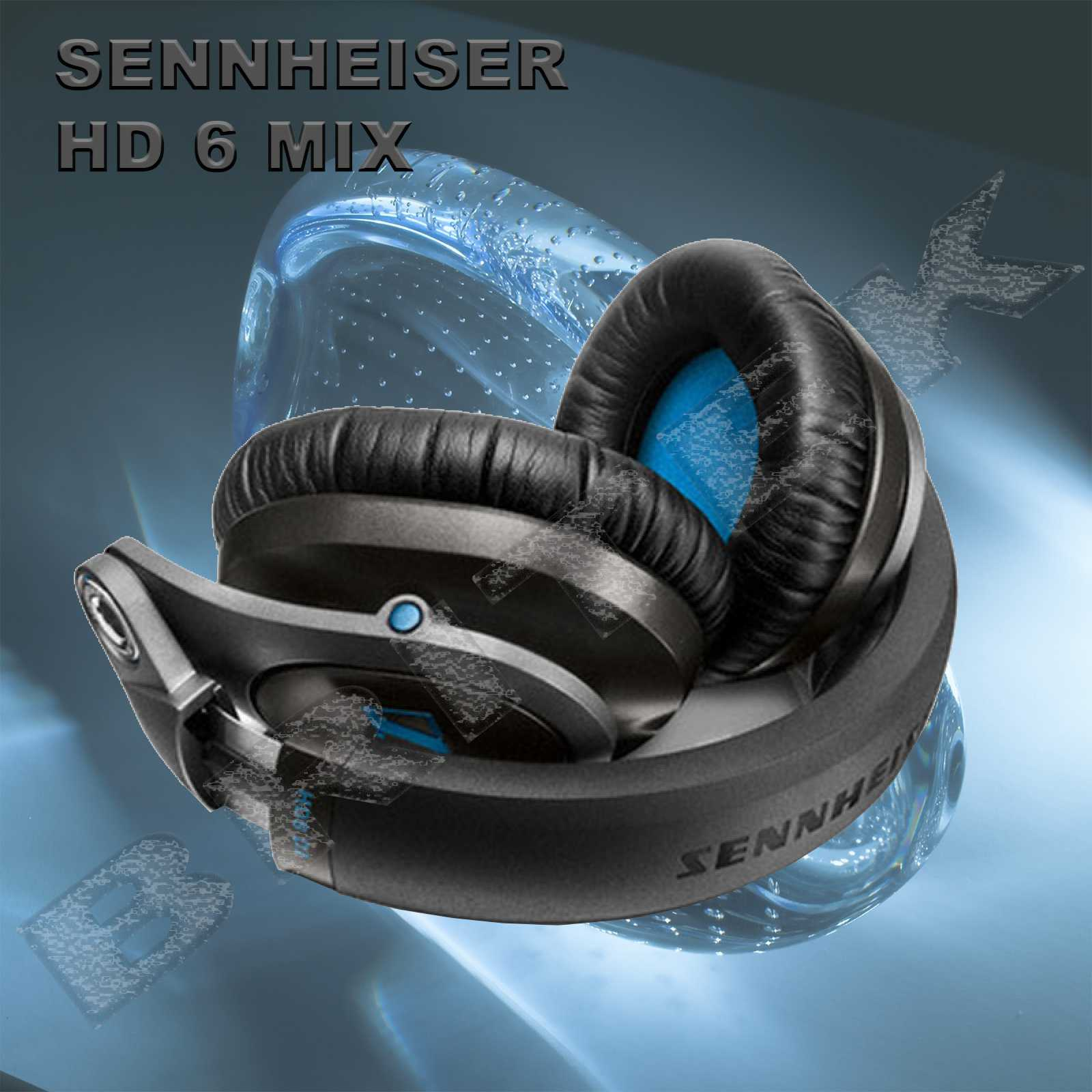 SENNHEISER HD 6 MIX