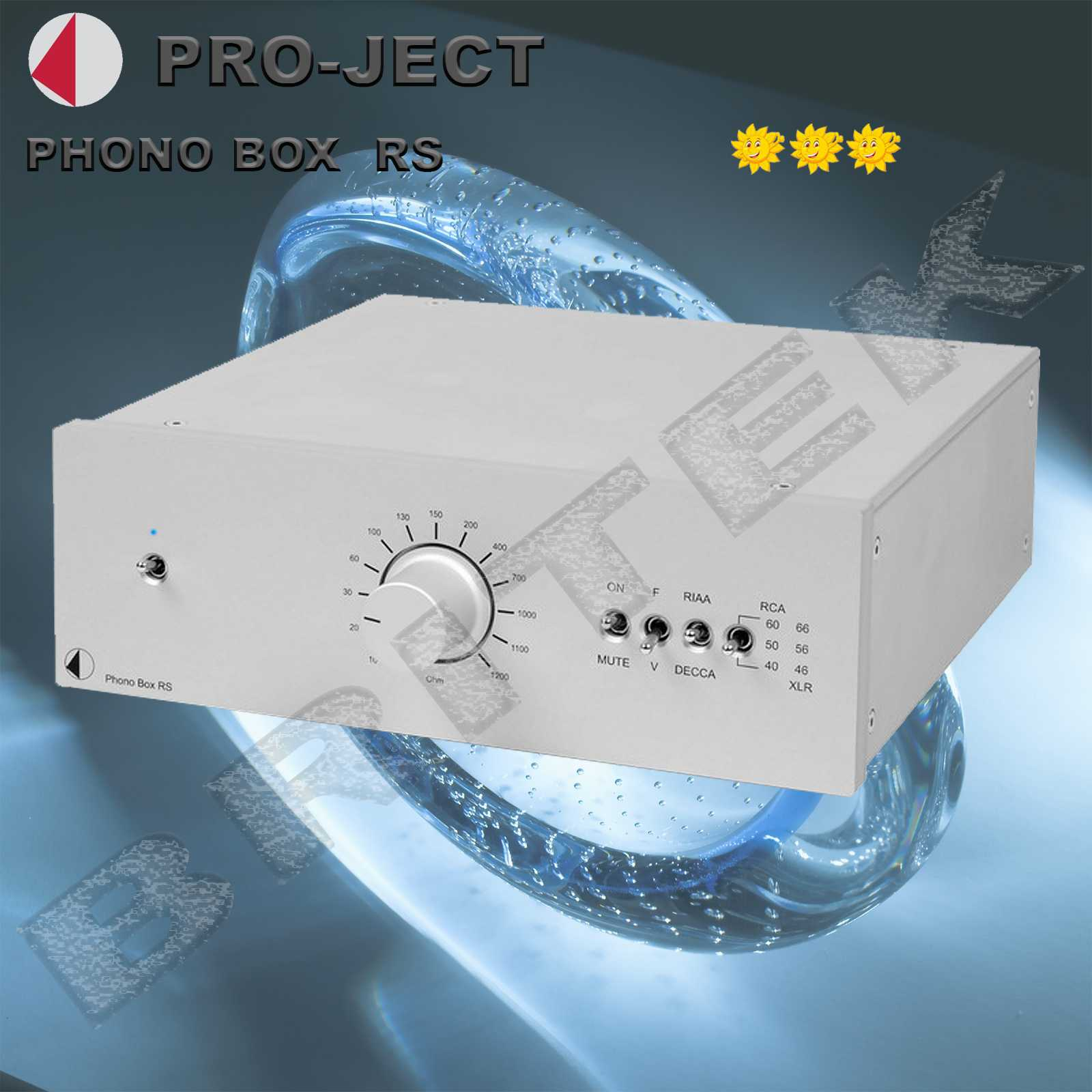 PRO-JECT PHONO BOX-RS