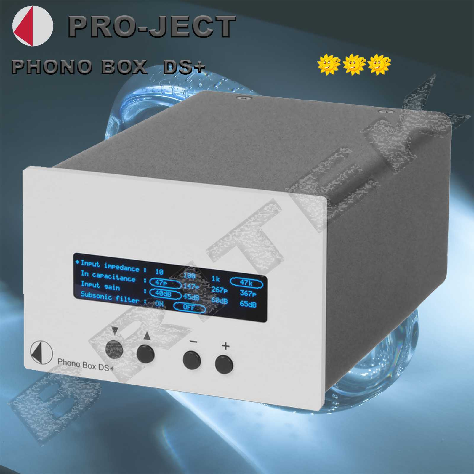 PRO-JECT PHONO BOX-DS+