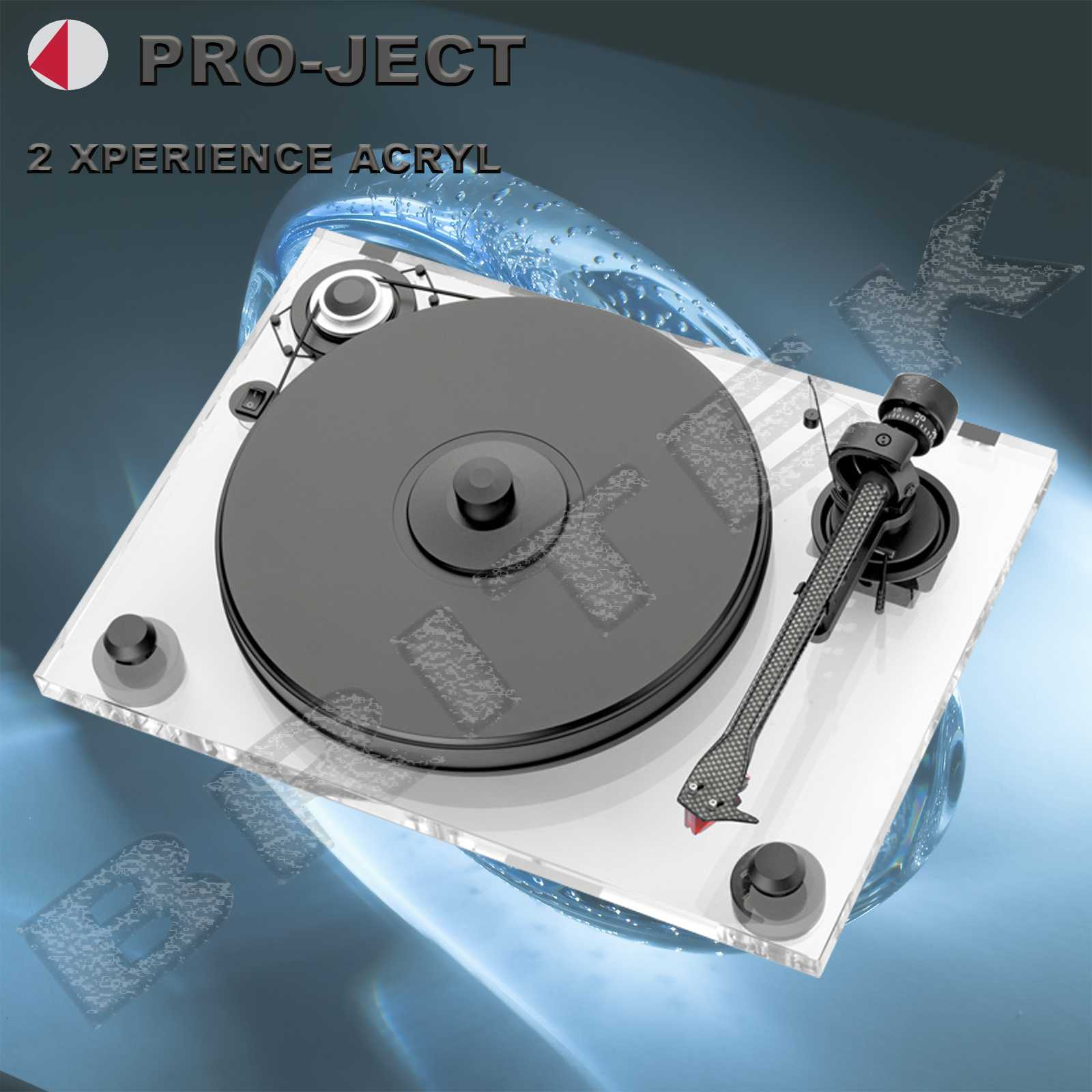 PRO-JECT 2 XPERIENCE ACRYL