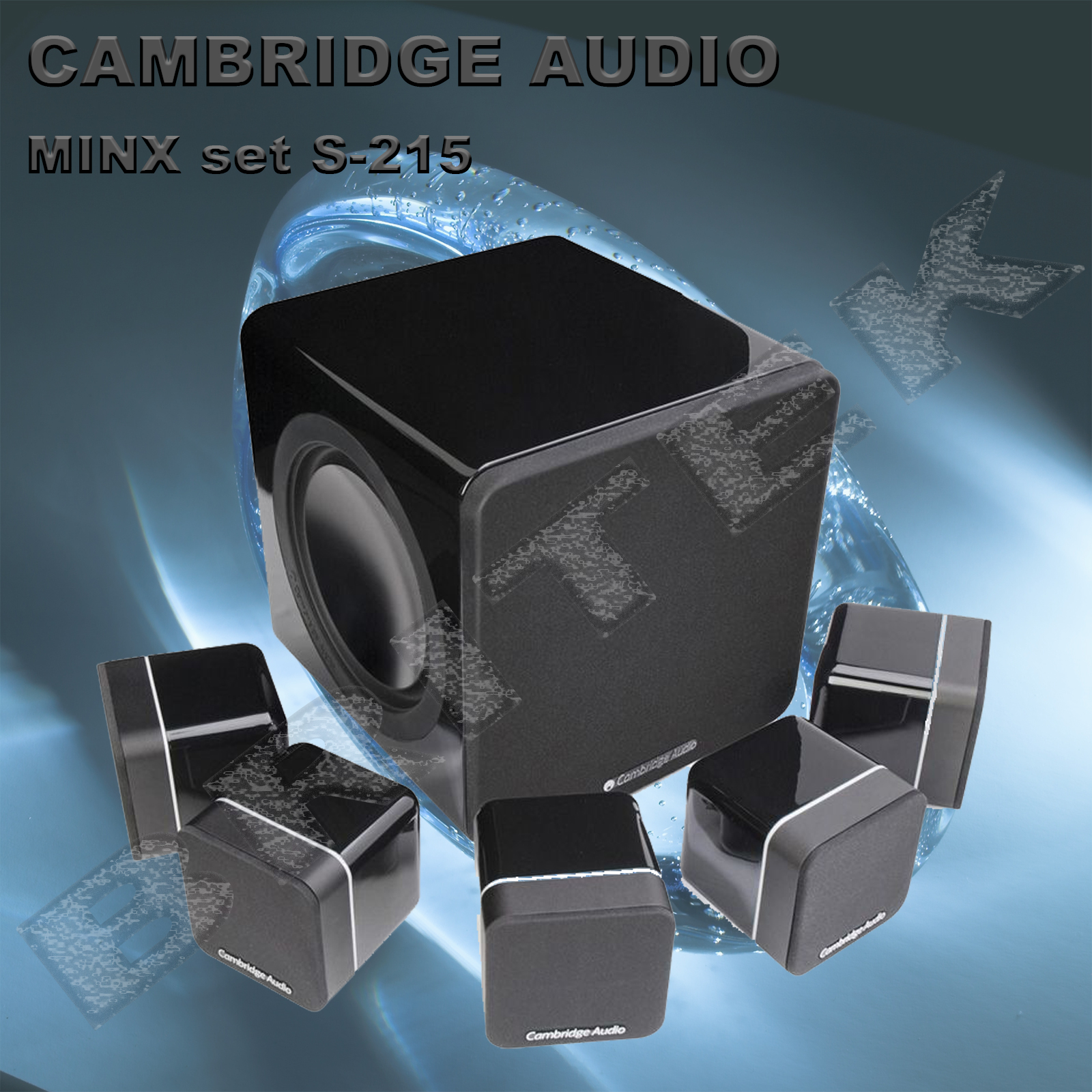 Cambridge Audio S215