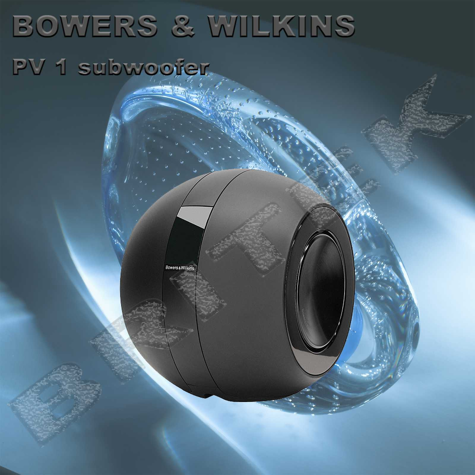 Bowers & Wilkins PV1 D