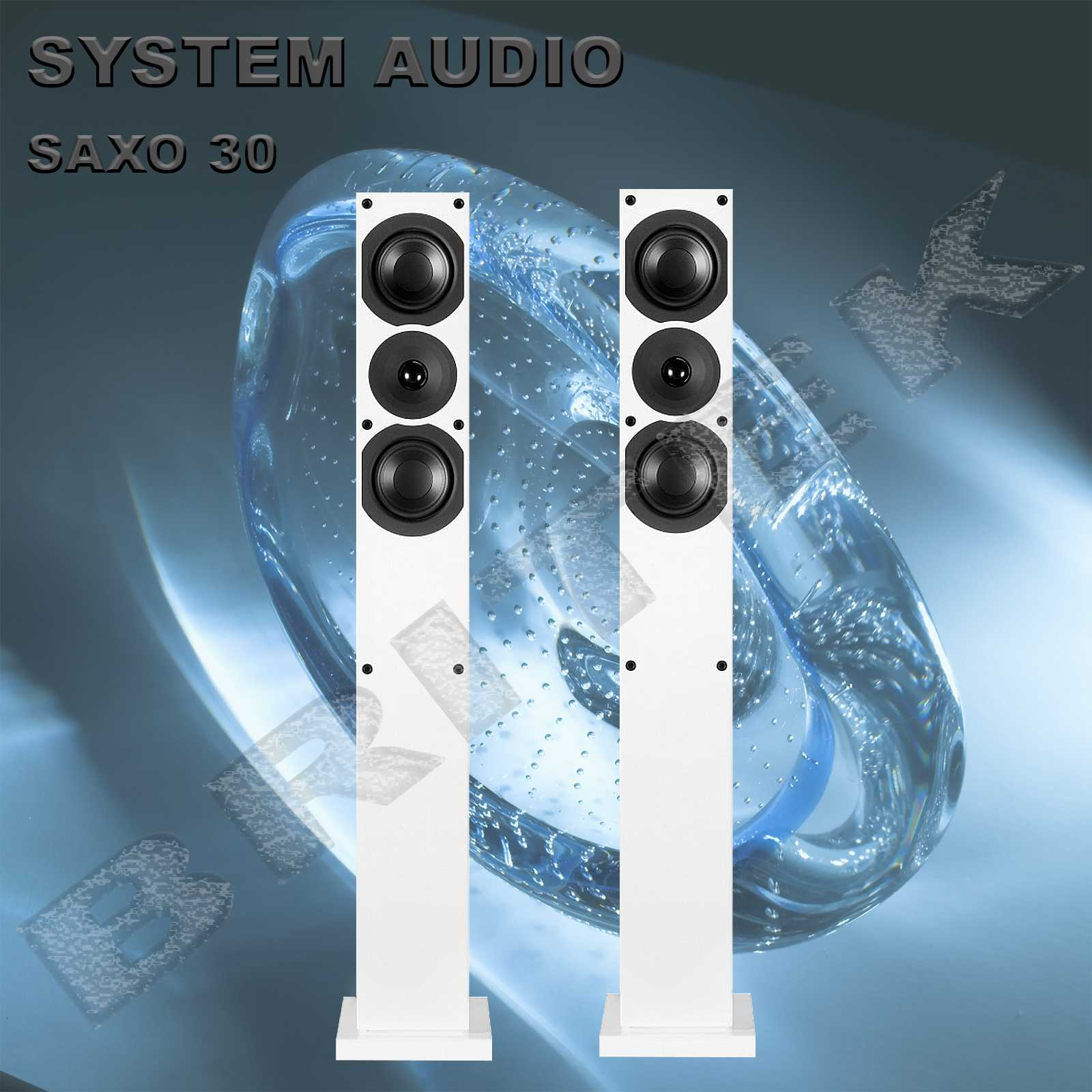 SYSTEM AUDIO SAXO 30