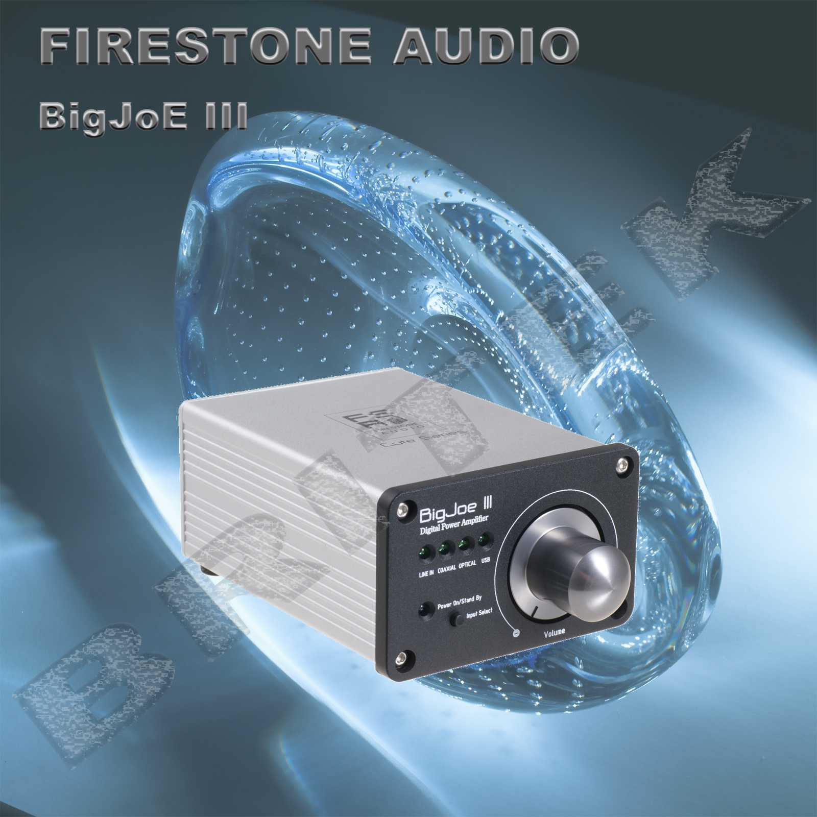 Firestone Audio-Big Joe III
