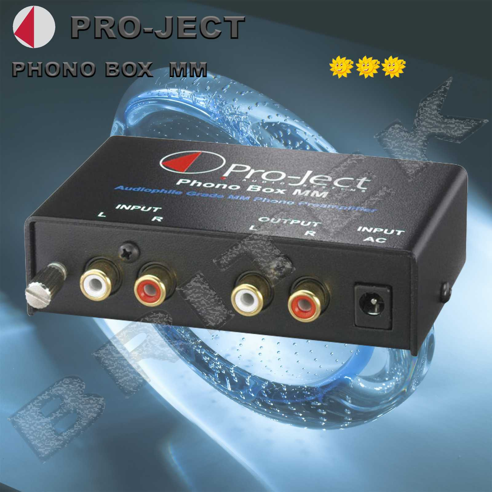 PRO-JECT PHONO BOX-MM