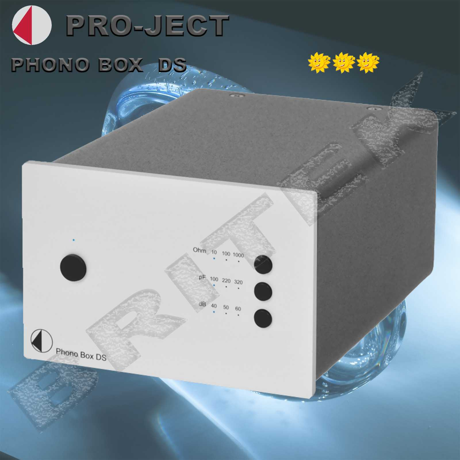 PRO-JECT PHONO BOX-DS