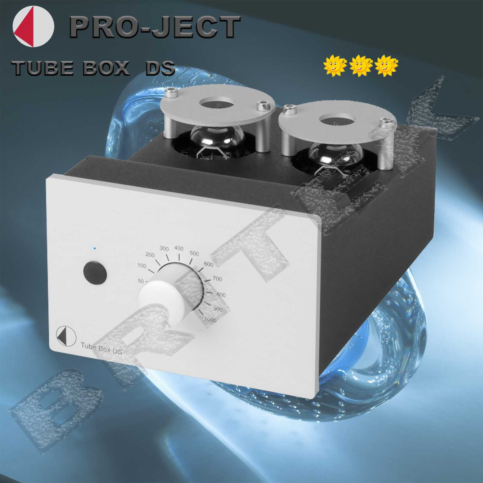 PRO-JECT TUBE BOX-DS