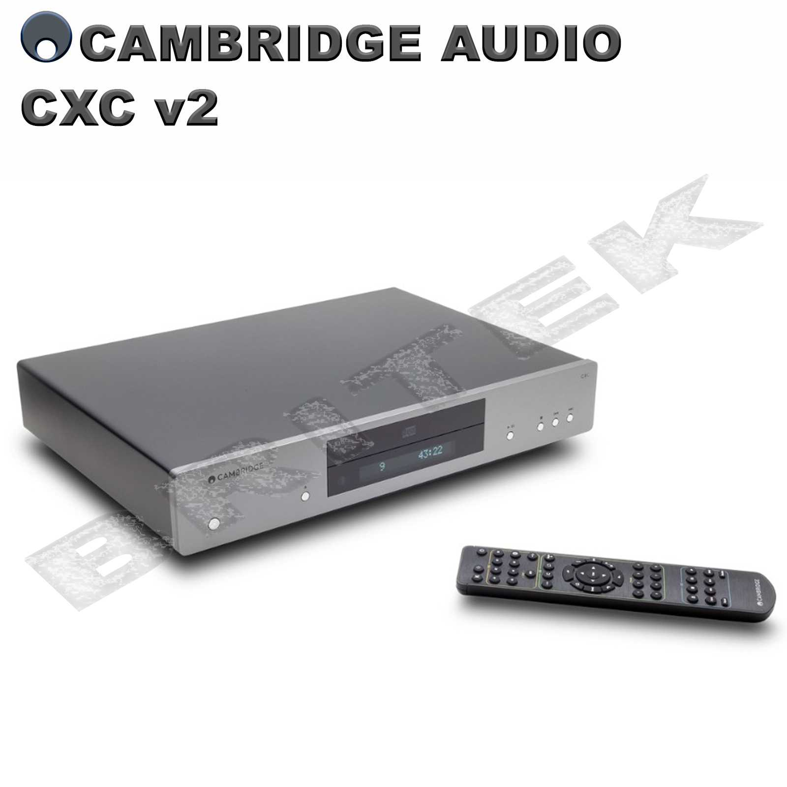 Cambridge Audio CXC v2 Transport