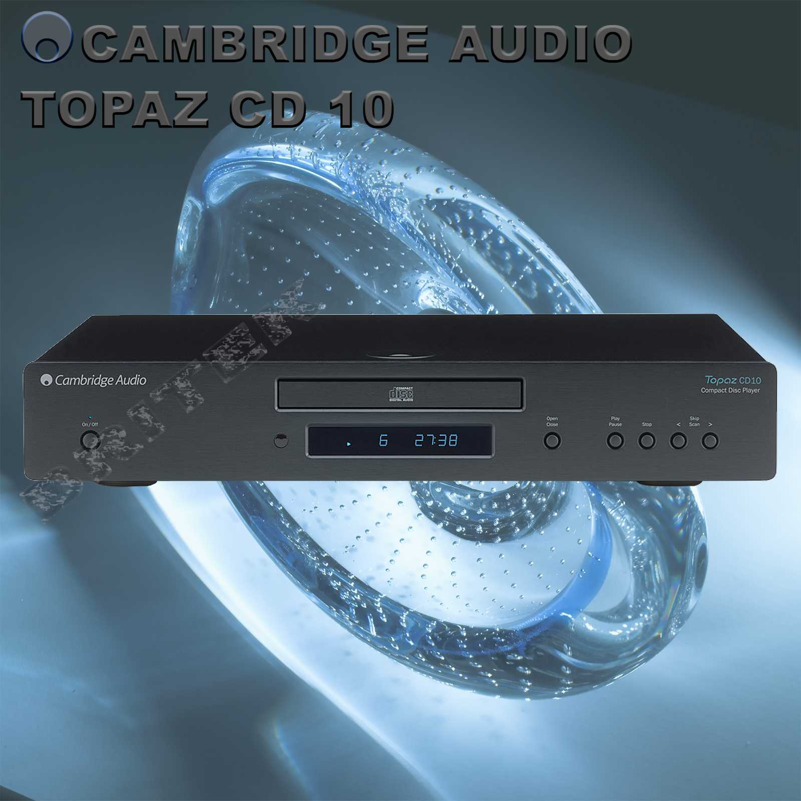 Cambridge Audio TOPAZ CD-10