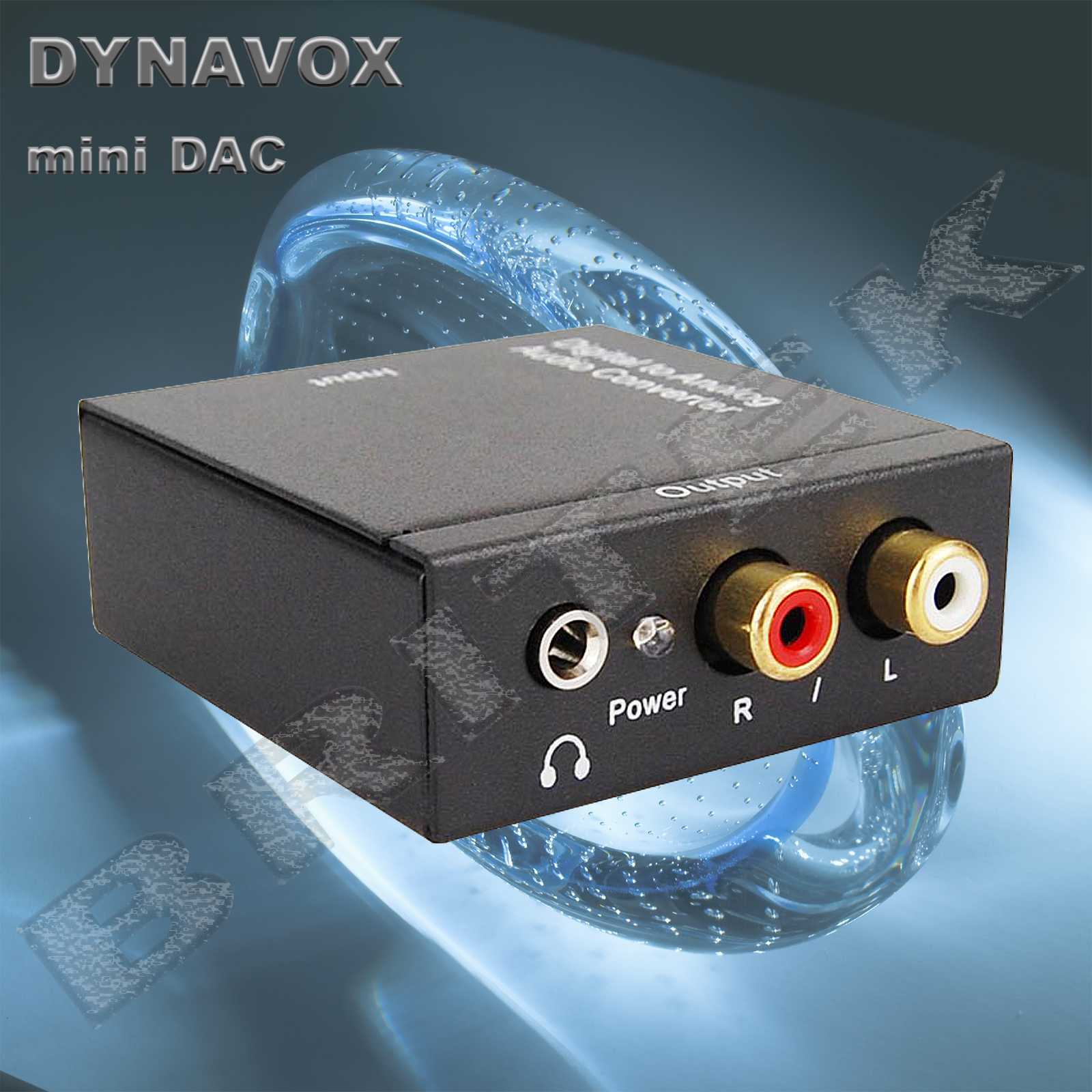 DYNAVOX-MINI DAC