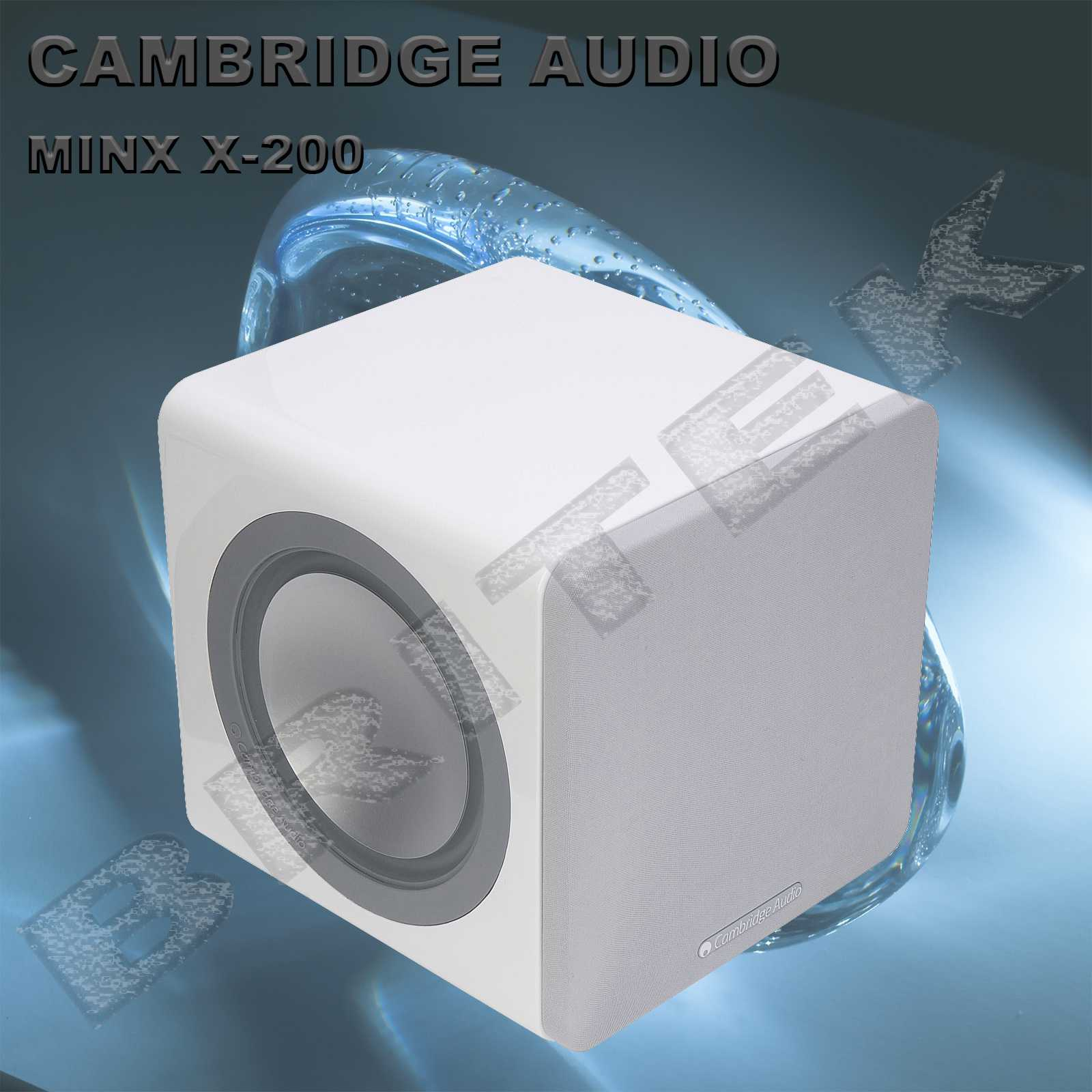 Cambridge Audio X200