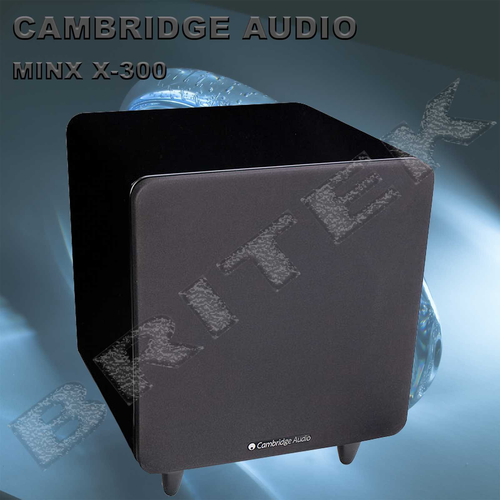 Cambridge Audio X300