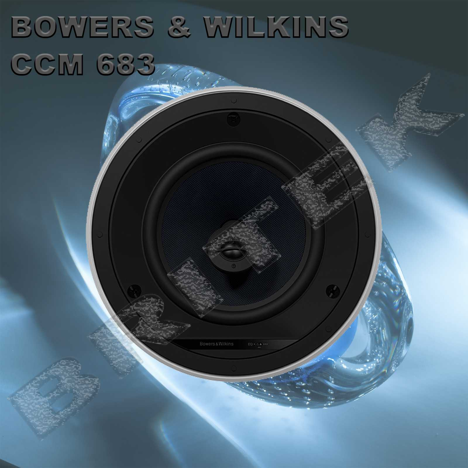 Bowers & Wilkins CCM 683