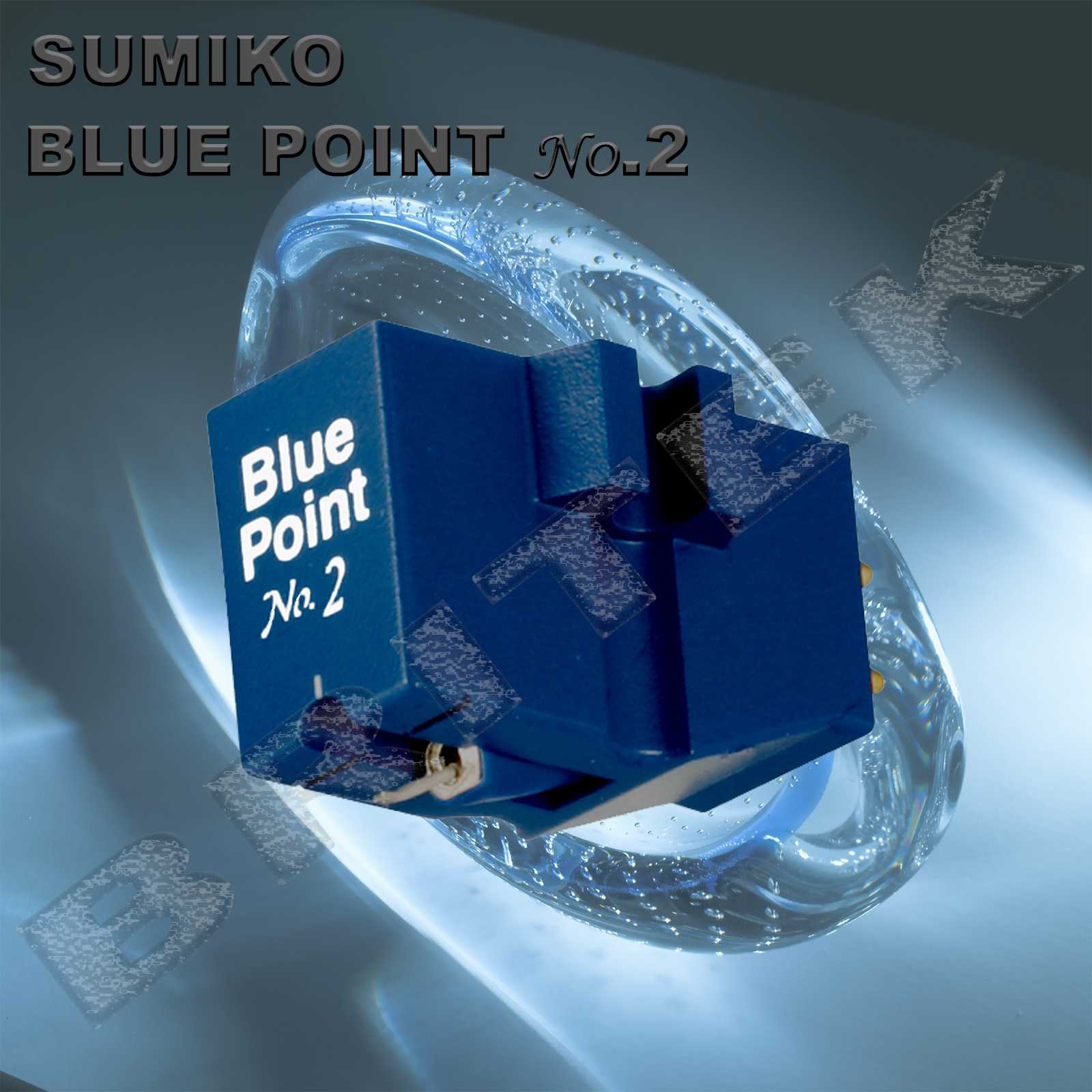 SUMIKO- BLUE POINT no.2