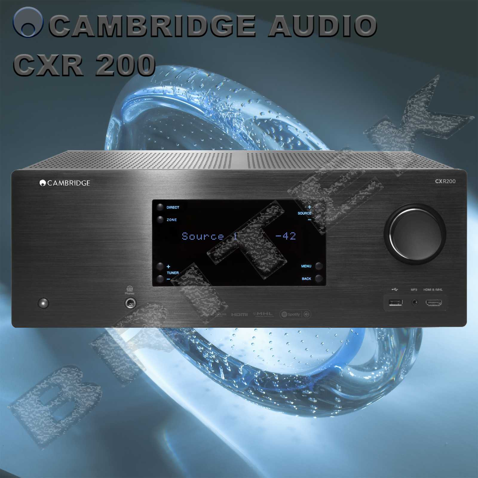 Cambridge Audio CXR 200