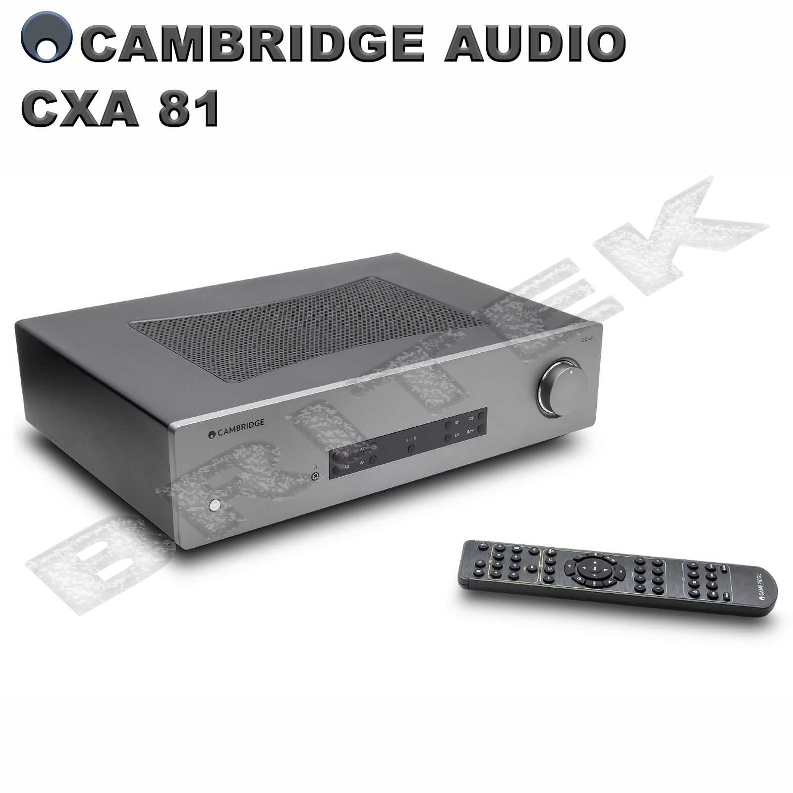 Cambridge Audio CXA 81