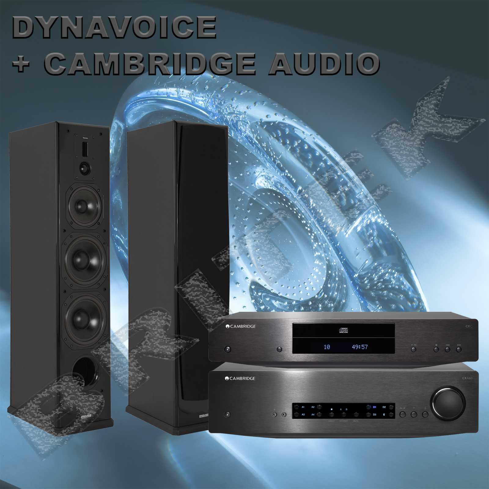 Dynavoice+Cambridge Audio