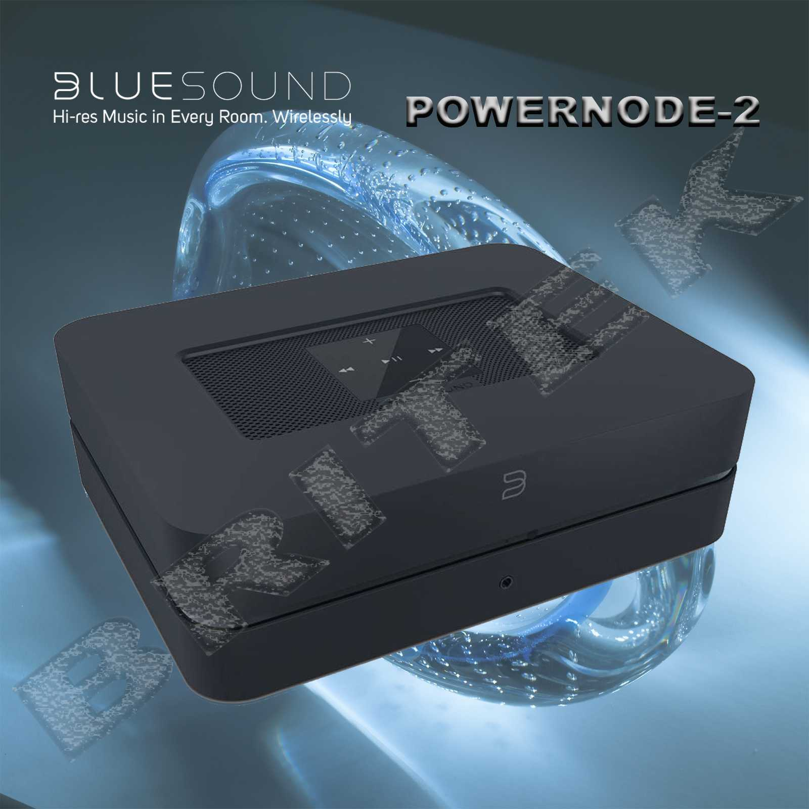 Bluesound POWERNODE-2