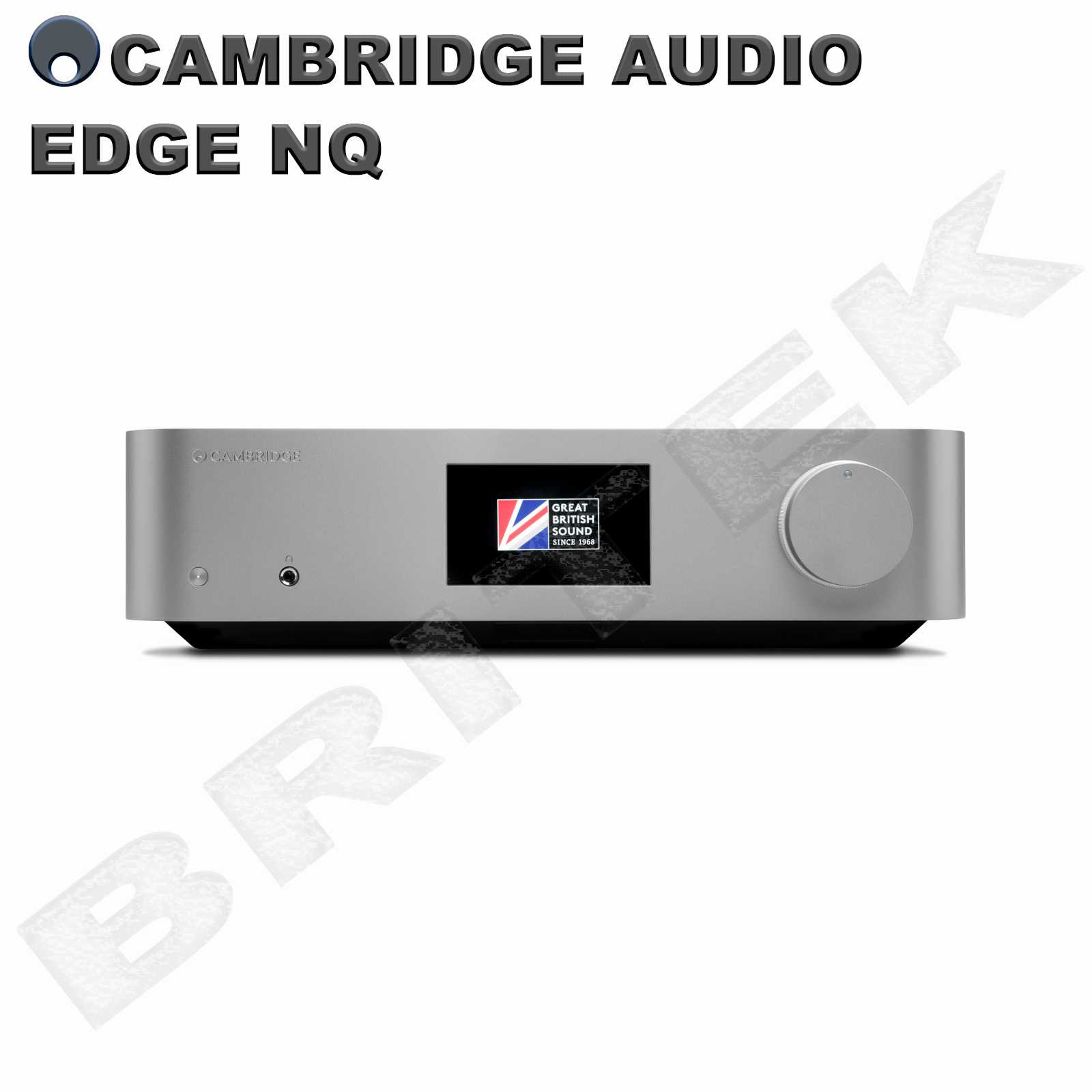 Cambridge Audio EDGE NQ