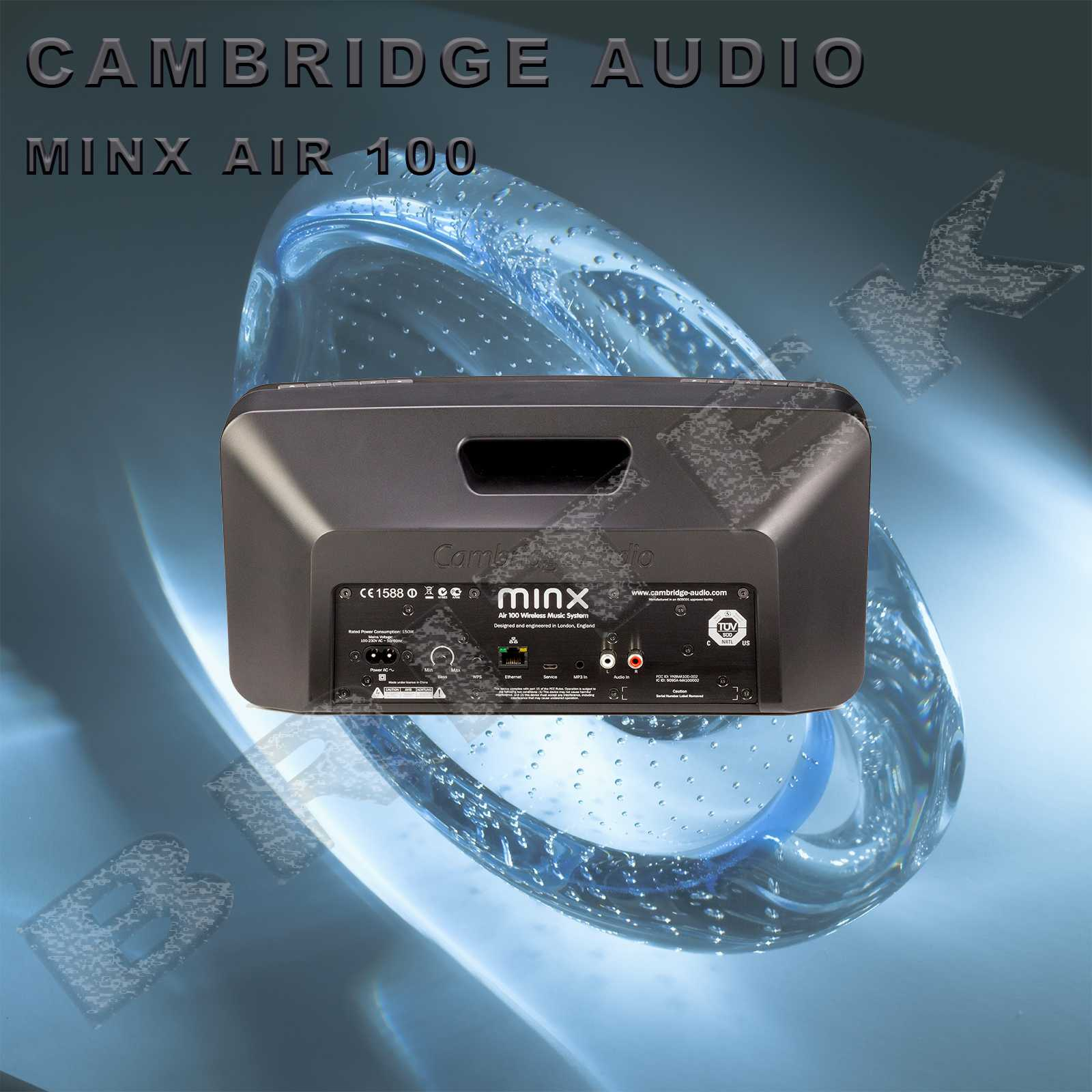cambridge audio minx air 100 manual