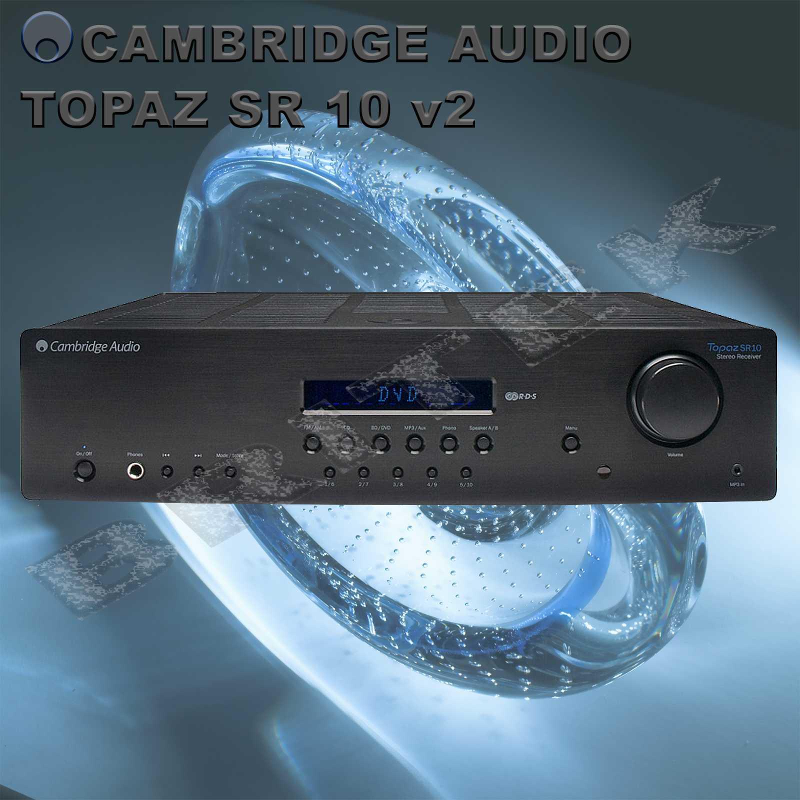 Cambridge Audio Topaz SR10 v2.0 Black