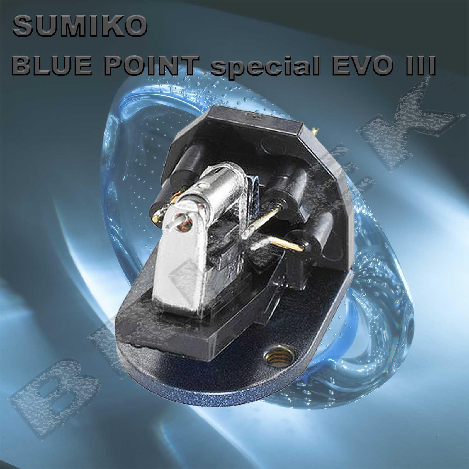 Sumiko Blue Point Special EVO III H (2.5 mV)